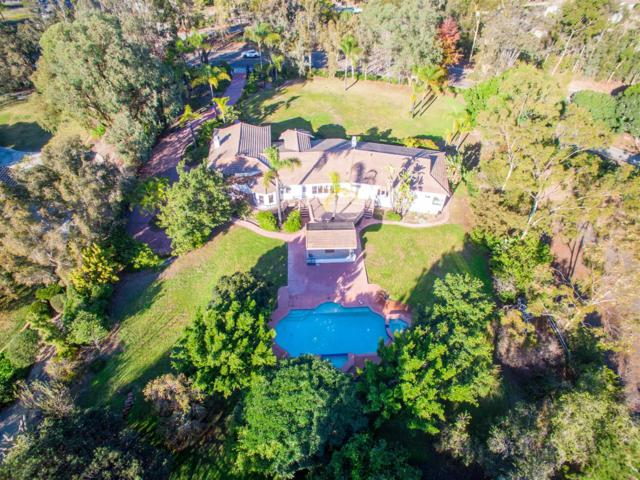 6205 Rancho Diegueno Rd, Rancho Santa Fe, CA 92067 (#180020006) :: The Houston Team   Coastal Premier Properties