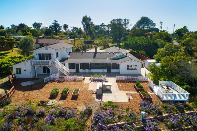 1285 Crest Drive, Encinitas, CA 92024 (#180020043) :: Harcourts Ranch & Coast