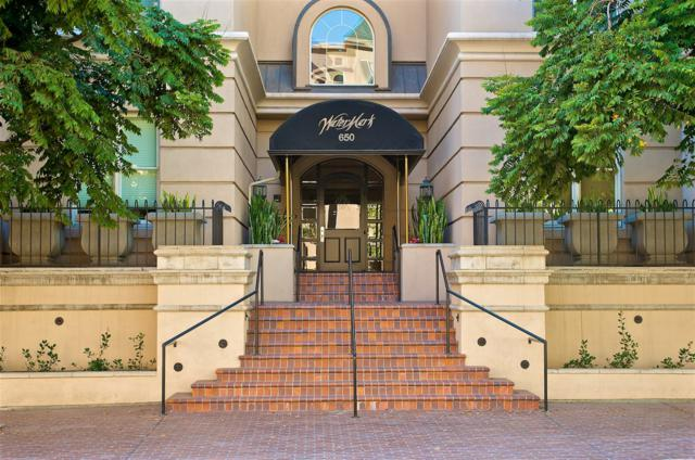 655 India St #401, San Diego, CA 92101 (#180020047) :: Whissel Realty