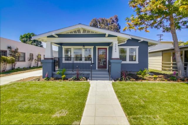 3584 Herman Ave, San Diego, CA 92104 (#180020058) :: Ascent Real Estate, Inc.