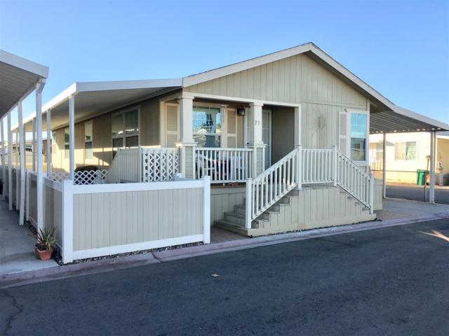 4616 N River Rd. #75, Oceanside, CA 92057 (#180020207) :: Heller The Home Seller