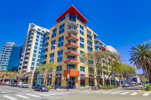 206 Park Blvd #205, San Diego, CA 92101 (#180020309) :: Keller Williams - Triolo Realty Group