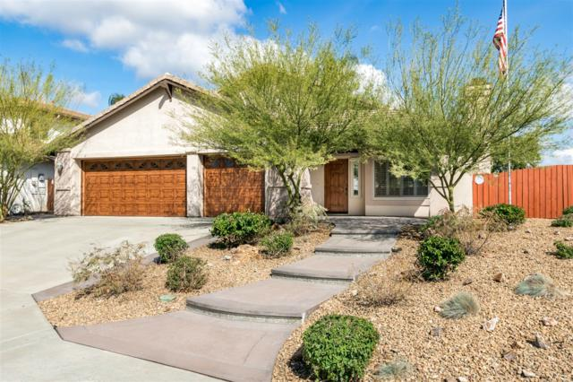 10185 Pinon Place, Lakeside, CA 92040 (#180020325) :: Whissel Realty