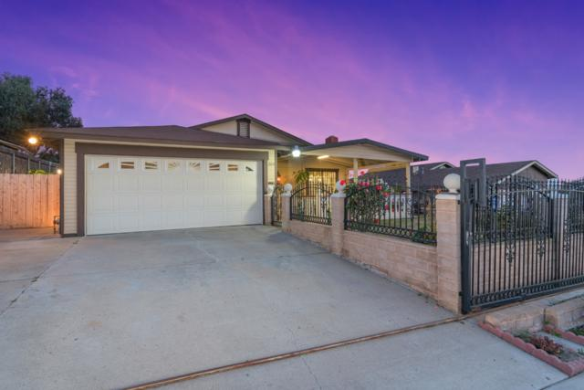2113 Paradise Hills Road, San Diego, CA 92114 (#180020332) :: Whissel Realty