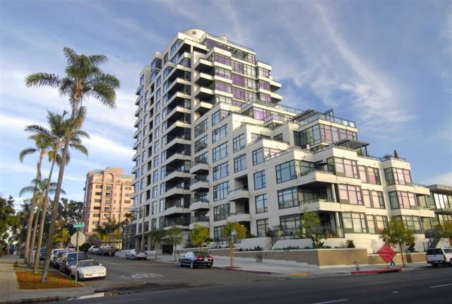 475 Redwood St #601, San Diego, CA 92103 (#180020360) :: The Yarbrough Group