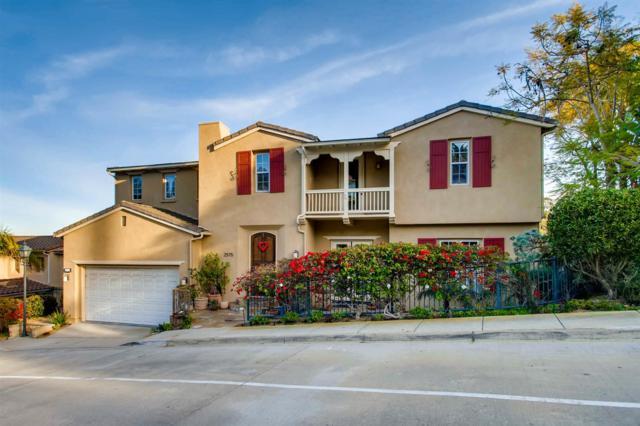 2575 Ridgegate Row, La Jolla, CA 92037 (#180020390) :: The Yarbrough Group