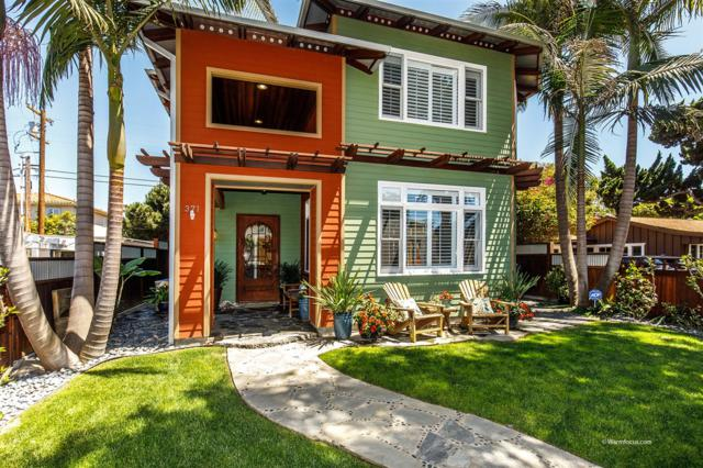 371 La Mesa Ave., Encinitas, CA 92024 (#180020455) :: Harcourts Ranch & Coast
