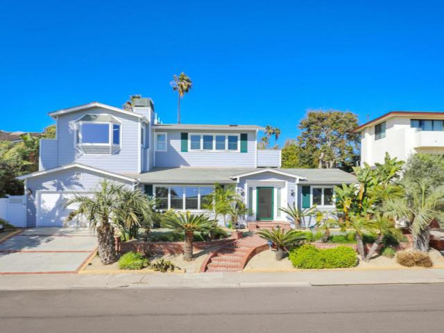 5247 Chelsea Street, La Jolla, CA 92037 (#180020458) :: Neuman & Neuman Real Estate Inc.