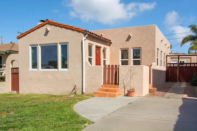 1841 Mendota Street, San Diego, CA 92106 (#180020675) :: Ghio Panissidi & Associates