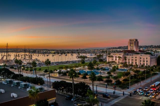 1325 Pacific Hwy #901, San Diego, CA 92101 (#180020730) :: Keller Williams - Triolo Realty Group