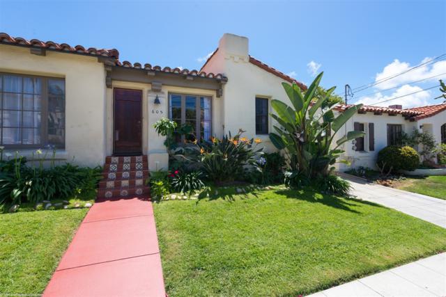 605 Arenas Street, La Jolla, CA 92037 (#180020731) :: Harcourts Ranch & Coast
