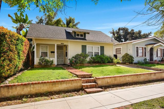 3821 Edna Pl, San Diego, CA 92116 (#180020743) :: Neuman & Neuman Real Estate Inc.