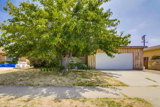 521 Wayne Ave., El Cajon, CA 92021 (#180020810) :: Neuman & Neuman Real Estate Inc.