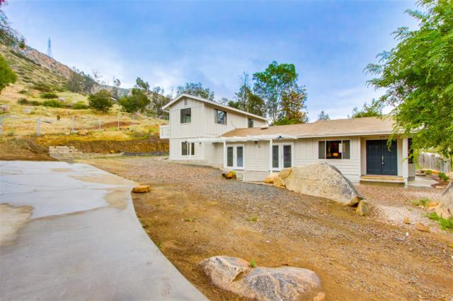 11519 Rocky Lane, Lakeside, CA 92040 (#180020820) :: Whissel Realty