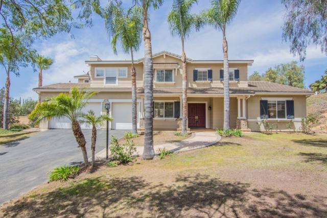2829 Glenview Way, Escondido, CA 92025 (#180020911) :: Hometown Realty