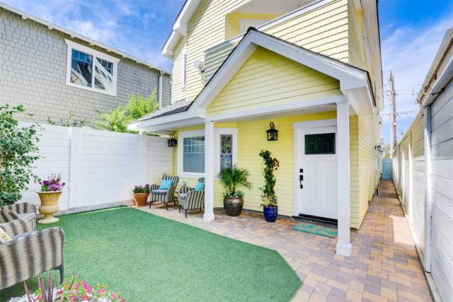 846 E Avenue, Coronado, CA 92118 (#180020925) :: Douglas Elliman - Ruth Pugh Group