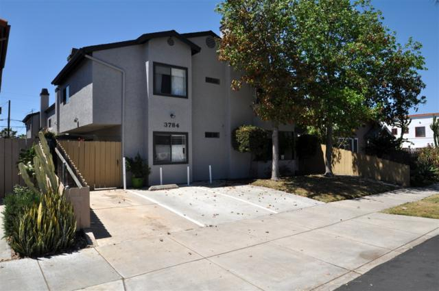 3784 Pershing Avenue #6, San Diego, CA 92104 (#180020997) :: Whissel Realty
