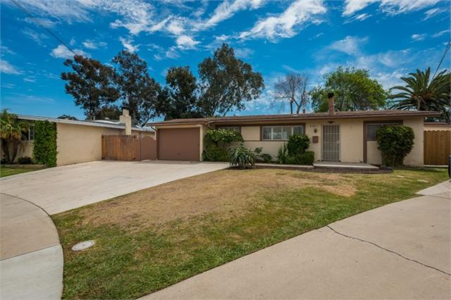 4801 Mount Armour Dr, San Diego, CA 92111 (#180021031) :: Whissel Realty