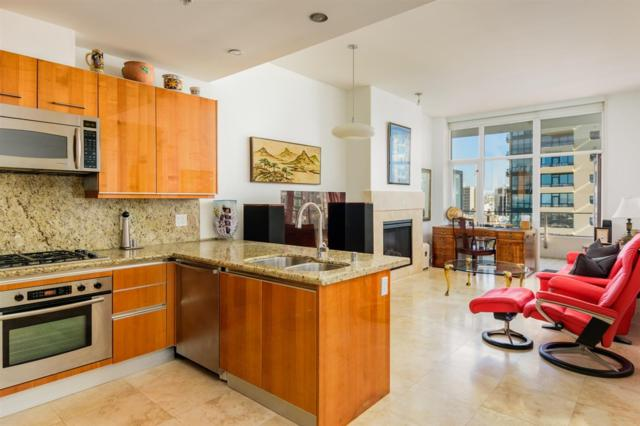 550 Front St #802, San Diego, CA 92101 (#180021037) :: Coldwell Banker Residential Brokerage