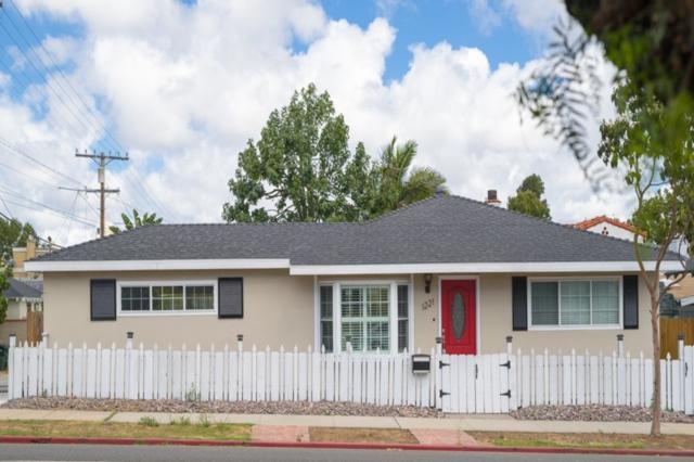 1221 4Th St, Coronado, CA 92118 (#180021059) :: Whissel Realty