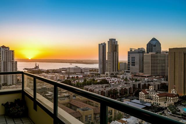 555 Front Street #2301, San Diego, CA 92101 (#180021108) :: Coldwell Banker Residential Brokerage