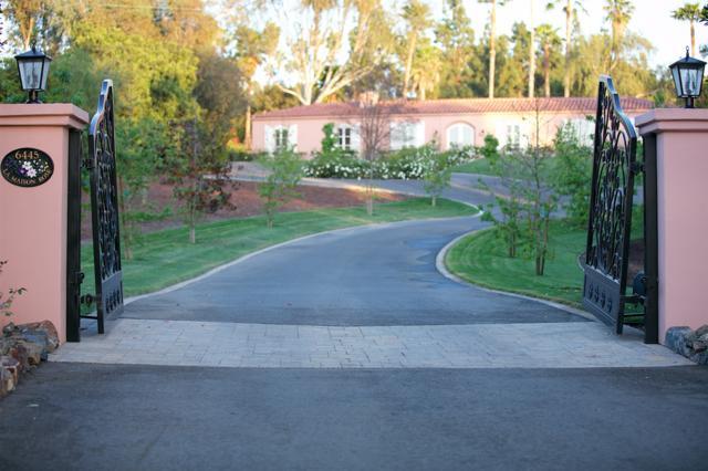 6445 Paseo Delicias, Rancho Santa Fe, CA 92067 (#180021109) :: Coldwell Banker Residential Brokerage