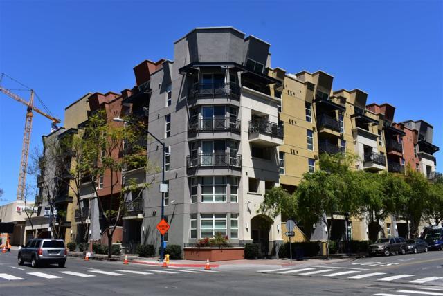 550 Park Blvd #2308, San Diego, CA 92101 (#180021212) :: Coldwell Banker Residential Brokerage