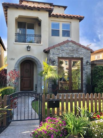 1351 Thomas Ave., San Diego, CA 92109 (#180021305) :: Whissel Realty