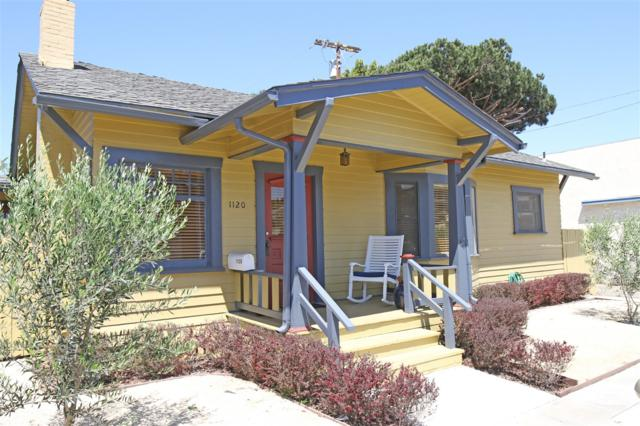 1116-1120 Fort Stockton Drive, San Diego, CA 92103 (#180021313) :: Coldwell Banker Residential Brokerage
