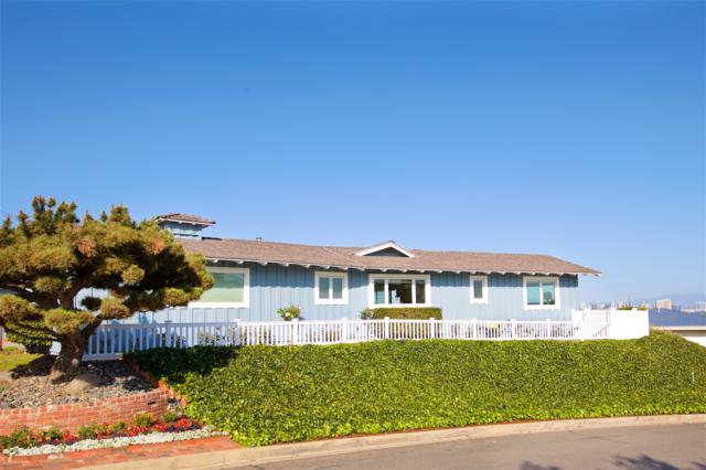3516 Hugo, Point Loma, CA 92106 (#180021323) :: Coldwell Banker Residential Brokerage