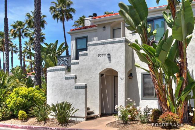 9380 Twin Trails Dr. #104, San Diego, CA 92129 (#180021354) :: Keller Williams - Triolo Realty Group