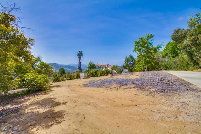 0 Via Del Cielo #0, Fallbrook, CA 92028 (#180021387) :: The Yarbrough Group