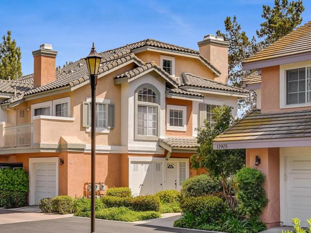 11915 Tivoli Park Row #3, San Diego, CA 92128 (#180021408) :: Coldwell Banker Residential Brokerage