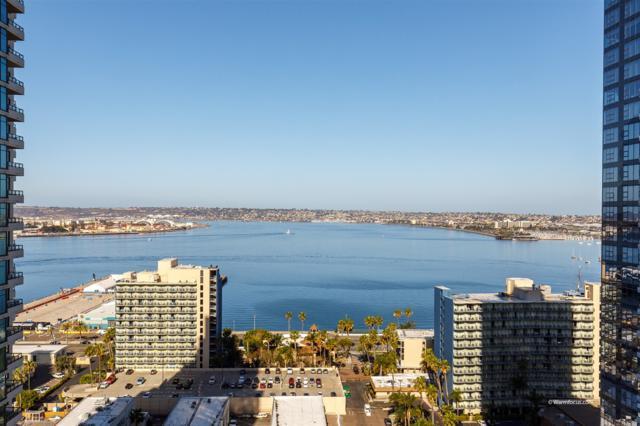 1262 Kettner Blvd #2201, San Diego, CA 92101 (#180021453) :: Coldwell Banker Residential Brokerage