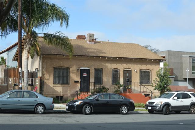 1721 Julian Ave, San Diego, CA 92113 (#180022522) :: Ascent Real Estate, Inc.