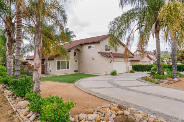 1670 Granite Hills Dr, El Cajon, CA 92019 (#180022724) :: Heller The Home Seller