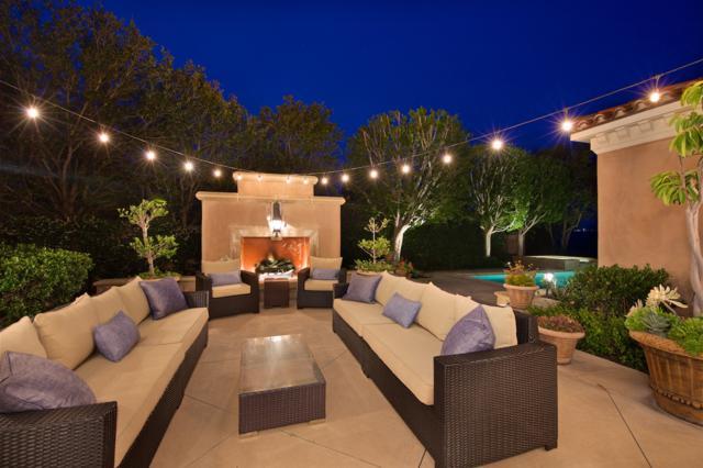 18644 Via Catania, Rancho Santa Fe, CA 92091 (#180022740) :: Neuman & Neuman Real Estate Inc.