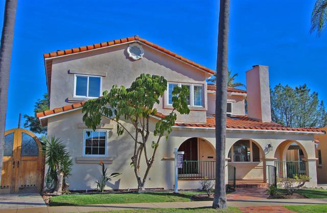4691 E Talmadge Dr, San Diego, CA 92116 (#180022909) :: Whissel Realty