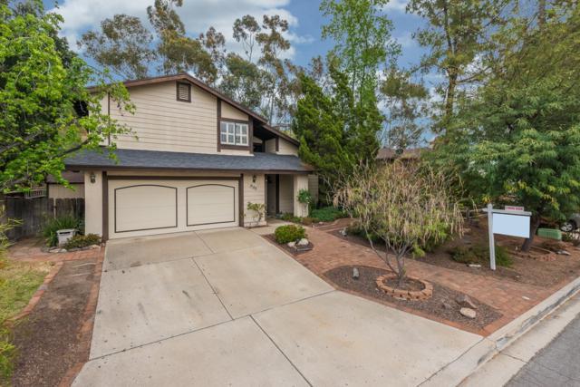 9165 Vista Entrada, Lakeside, CA 92040 (#180022913) :: The Yarbrough Group