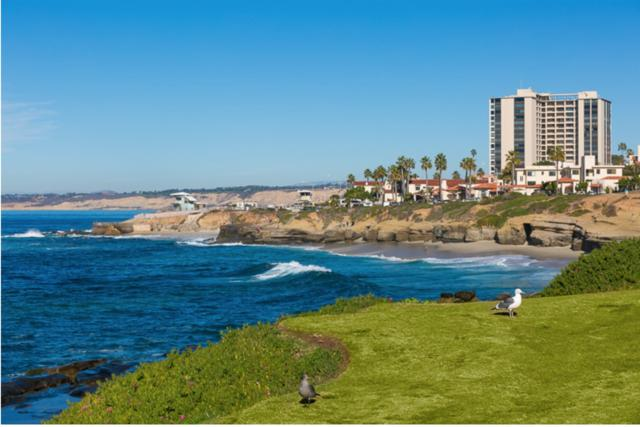 457 Coast #403, La Jolla, CA 92037 (#180022926) :: Ascent Real Estate, Inc.