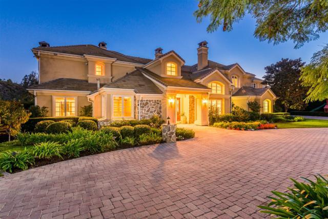 6895 Poco Lago, Rancho Santa Fe, CA 92067 (#180023114) :: Ascent Real Estate, Inc.