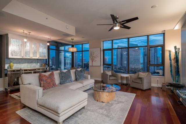 700 W E Street #1506, San Diego, CA 92101 (#180023193) :: The Houston Team | Coastal Premier Properties