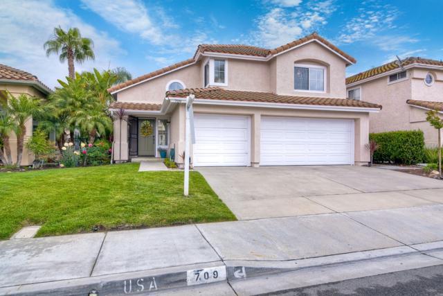 709 Mosaic Cir, Oceanside, CA 92057 (#180023307) :: Heller The Home Seller