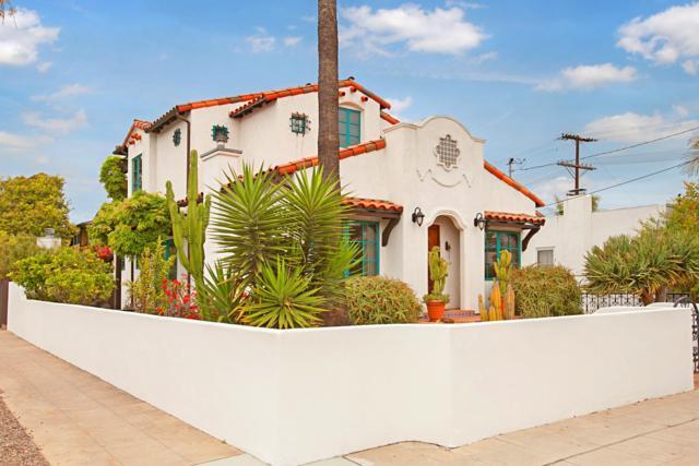 244 W Robinson Ave, San Diego, CA 92103 (#180023410) :: Neuman & Neuman Real Estate Inc.