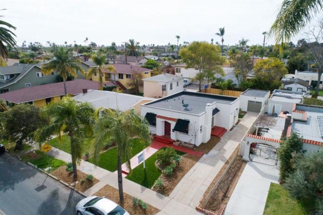 4624 Marlborough Dr, San Diego, CA 92116 (#180023417) :: Whissel Realty