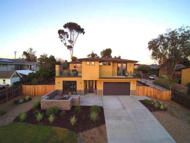 1339 Rainbow Ridge Lane., Encinitas, CA 92024 (#180023583) :: Heller The Home Seller