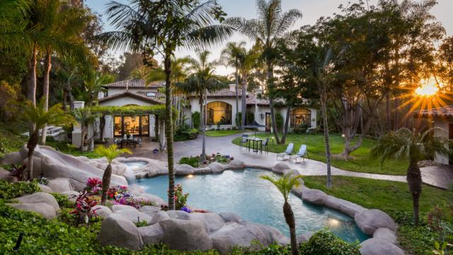 6670 Calle Pequena, Rancho Santa Fe, CA 92067 (#180023722) :: Heller The Home Seller
