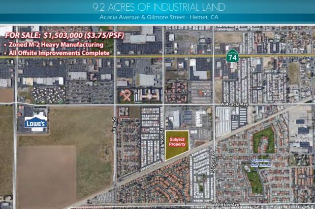0 Acacia Ave #0, Hemet, CA 92545 (#180023999) :: Neuman & Neuman Real Estate Inc.
