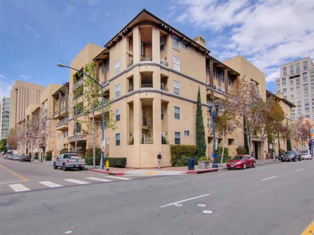 301 W G #123, San Diego, CA 92101 (#180024101) :: Hometown Realty
