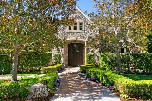 6171 Clubhouse Drive, Rancho Santa Fe, CA 92067 (#180024151) :: Ascent Real Estate, Inc.